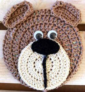 FP205 Bear Critter Coaster