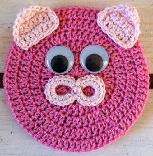 crochet pig pattern | eBay - Electronics, Cars, Fashion