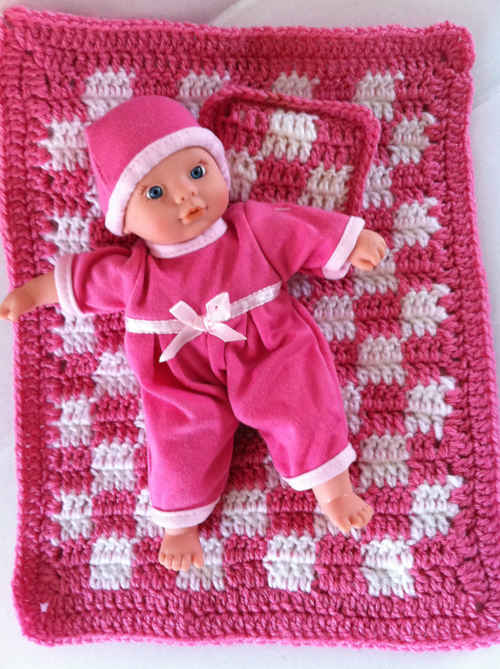 FP256 Baby Doll Check Afghan_500