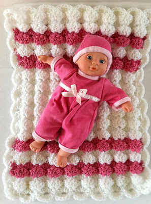 FP257 Barbie Puff Shell Afghan_500