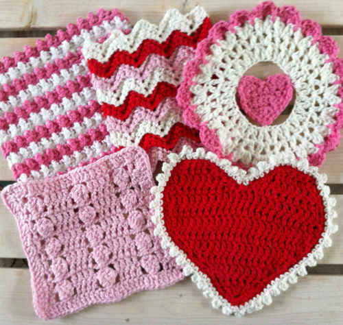 Dishcloth Group 1 thru 5_800