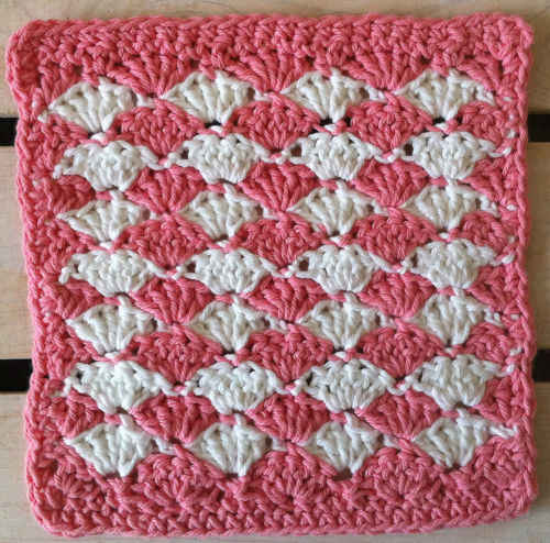 Simple Dishcloth Crochet Pattern Free : EASY CROCHET DISHCLOTHS ? Crochet For Beginners
