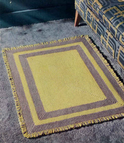 FP264 yellow-and-gray-rug