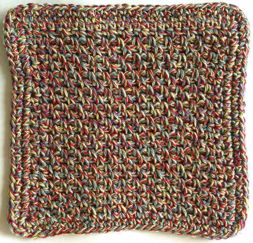 102 Quick Beginner Dishcloth - Maggie Weldon Maggies Crochet