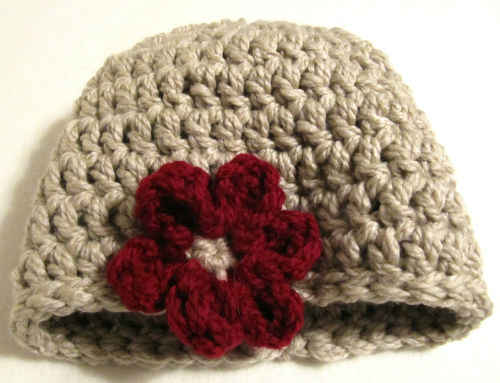 Crochet One Hour Hat Pattern FC0101