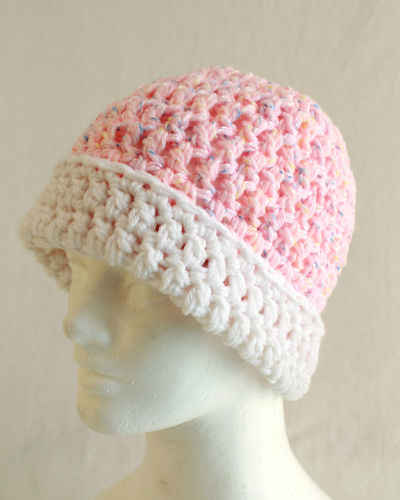 Crochet Patterns In Cotton : Free Crochet Pattern Cotton Candy Hat #27