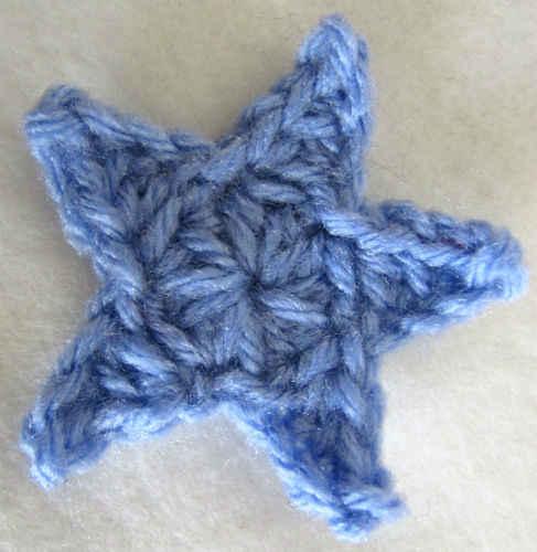 Free Crochet Star Patterns Crochet And Knitting Patterns