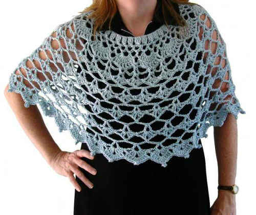 Free Poncho Patterns | Free Crochet Patterns