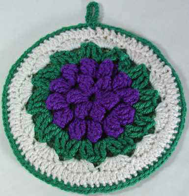 Crochet Potholder Patterns - Easy Patterns for Pot Holders