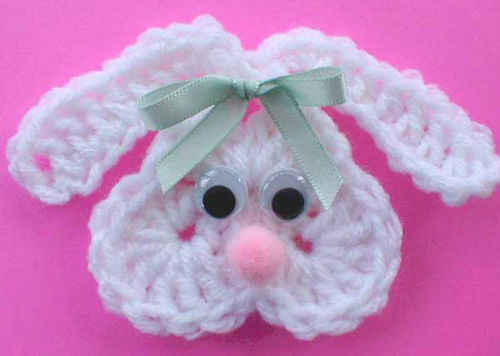 bunny crochet patterns pictures to pin on pinterest Car Tuning