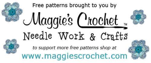 Free patterns brought to you by MaggiesCroch