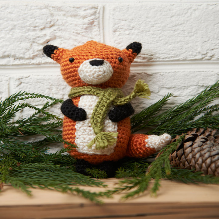 LW3701-Fox-Ornament