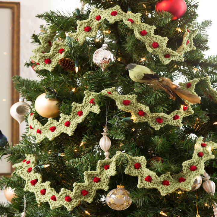Pin christmas tree garland decoration 3006 kitchen design Garland tree decoration