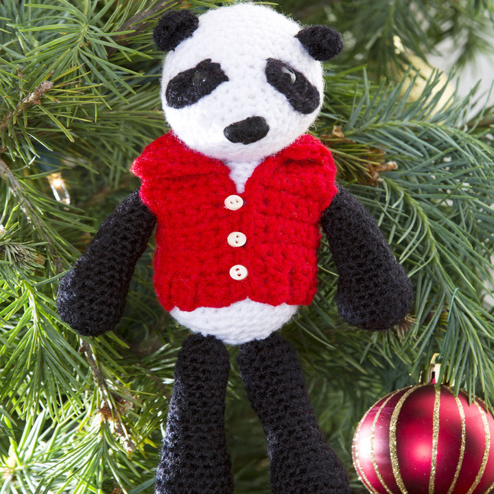 LW3187-Vested-Panda-Ornament