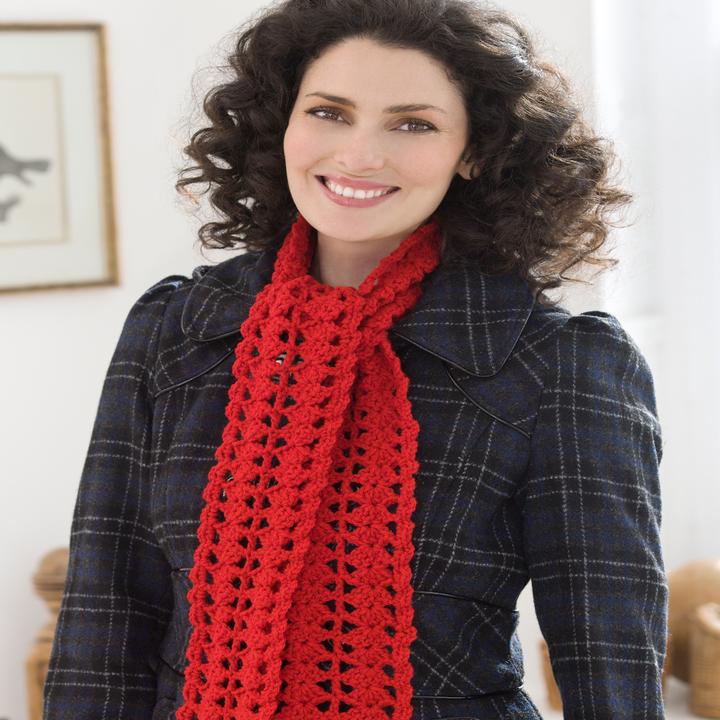 LW2443-Heartwarming-Crochet Scarf