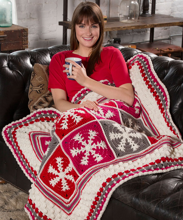 LW4292-Snowflake-Throw