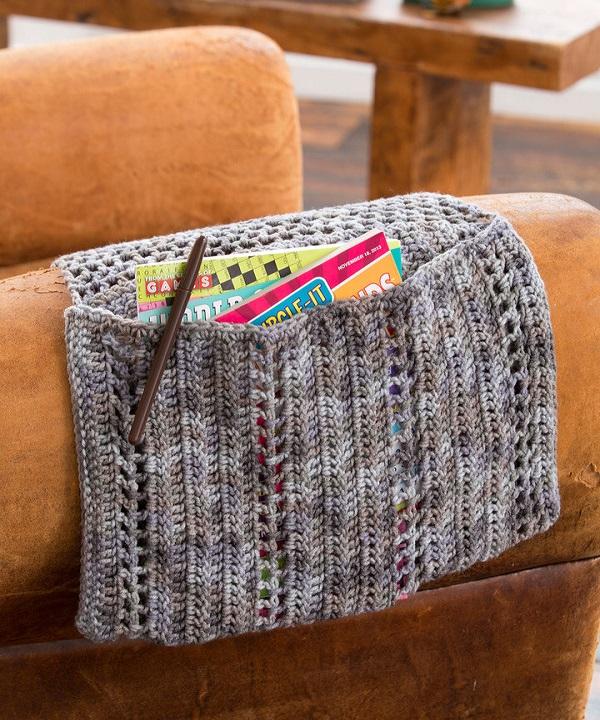 268 Autumn Mum Dishcloth Maggie Weldon Maggies Crochet