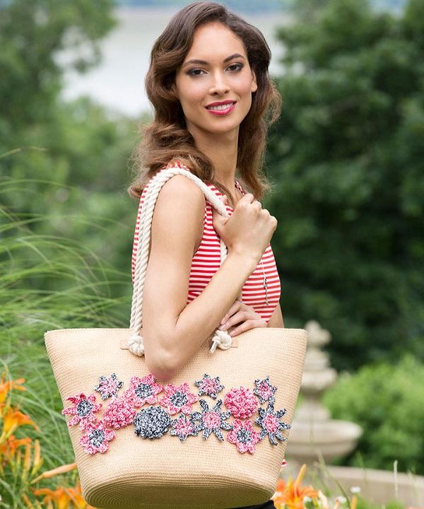 LC3860-Flower-Handbag-Appliques