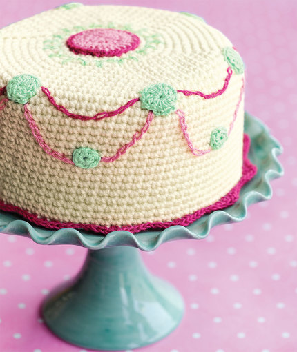 crochet confection