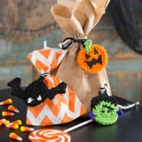 halloween gift trims