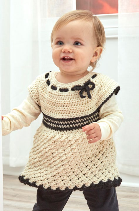 LW5454-Babys-Special-Tunic-Free-Crochet-Pattern