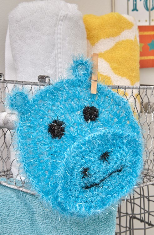 LW5537-Happy-Hippo-Face-Scrubby-Free-Crochet-Pattern